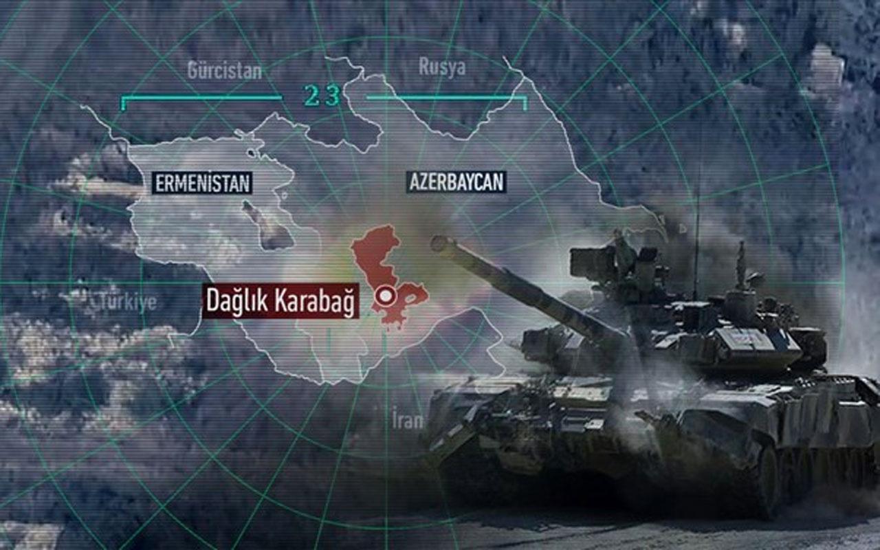 Rusya'dan Dağlık Karabağ açıklaması: Yalnızca Rus barış güçleri konuşlandırılacak