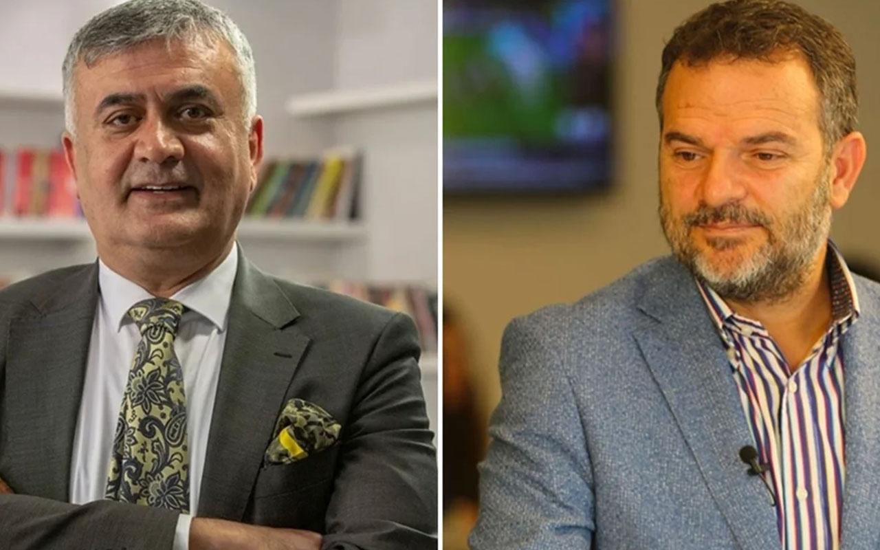 Adil Gür ve Kemal Öztürk 'mesleği bırakırım' polemiği nedeniyle tekrar kapıştı