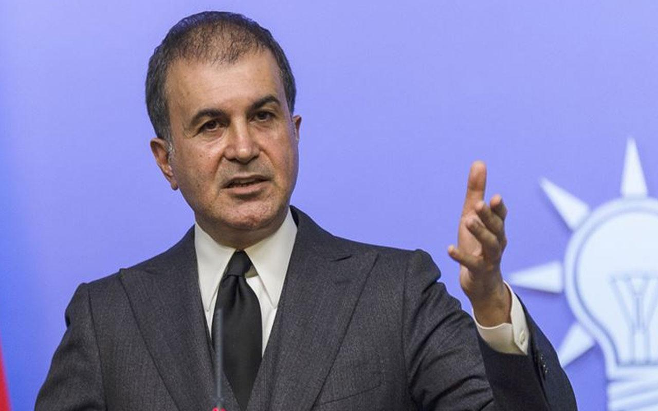 AK Partili Ömer Çelik'ten KKTC'deki 'Kur'an kursu' kararına tepki
