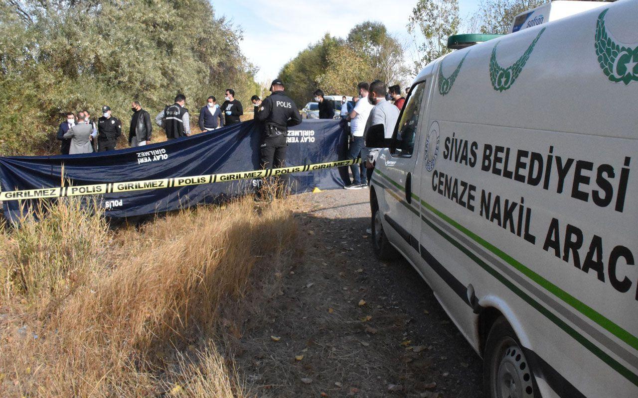 Sivas'ta Kızılırmak kenarında ölü bulundu 'akıllı veli' olarak tanınıyordu