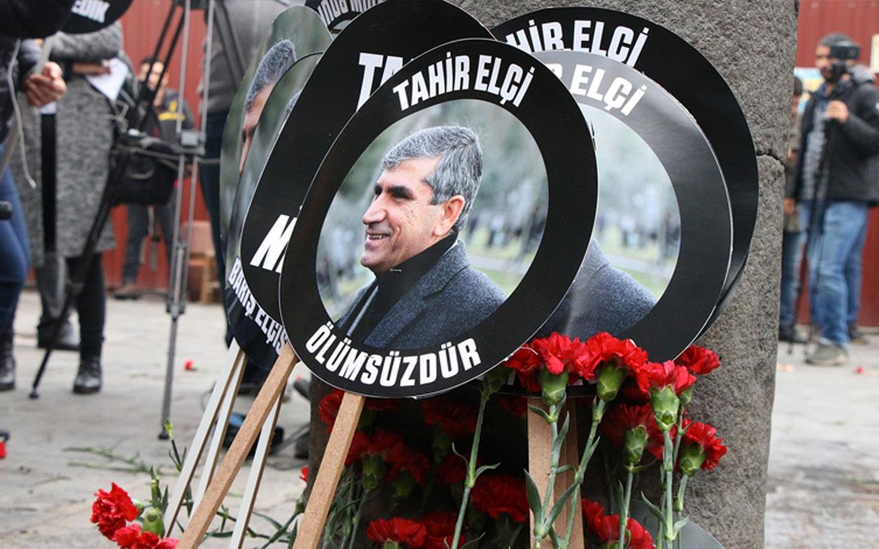 Diyarbakır Çifte Minare önünde öldürülen Tahir Elçi'nin davası 5 yıl sonra başladı