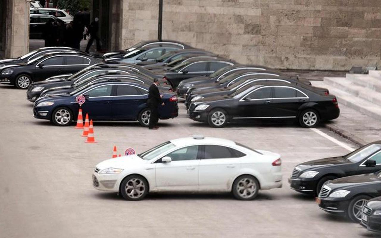Kamu kurumlarına bin 652 yeni araç alınacak! Yeni bütçe yasa teklifi