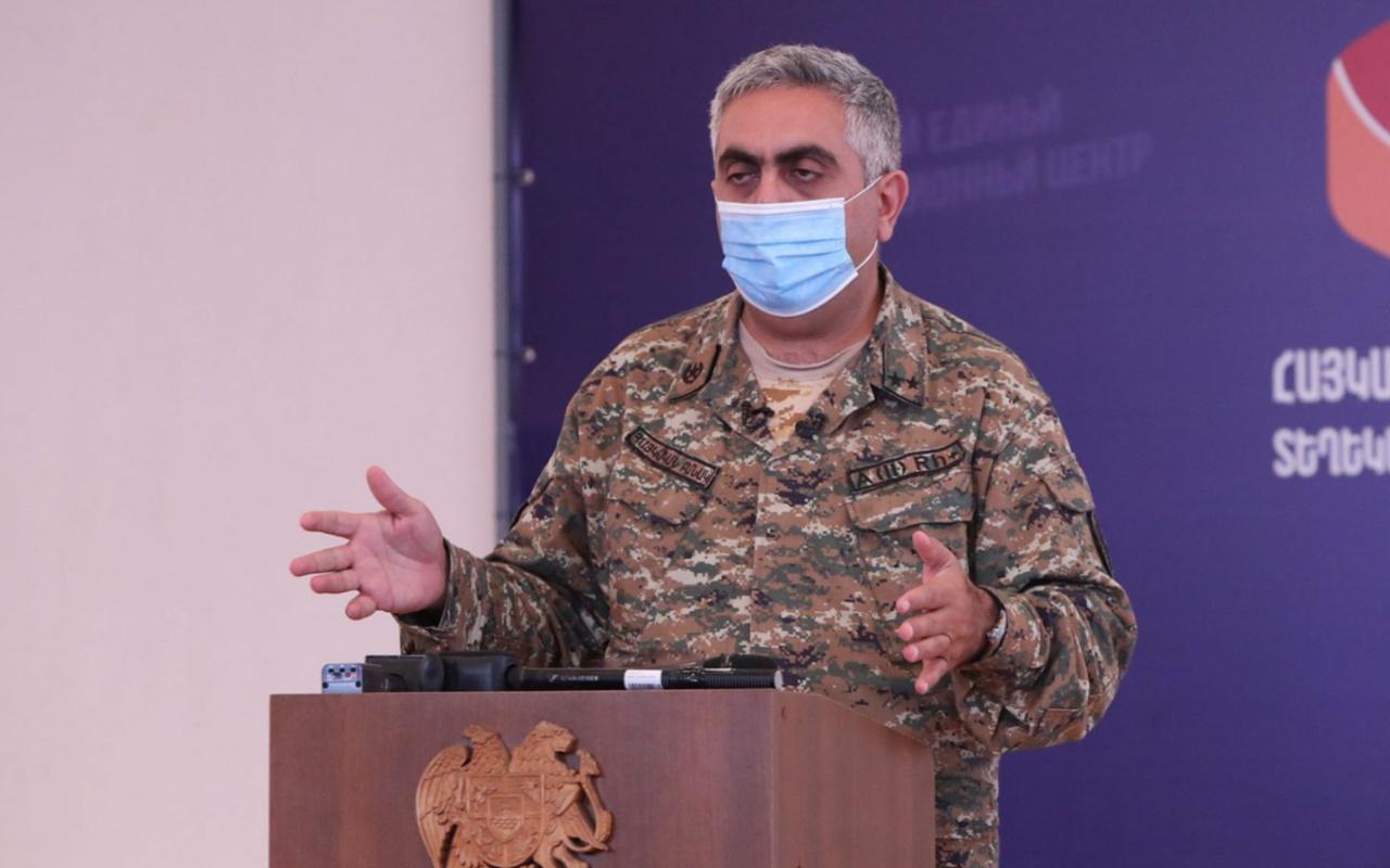 Ermenistan'dan Azerbaycan itirafı: Böyle bir şey savaş tarihinde görülmedi