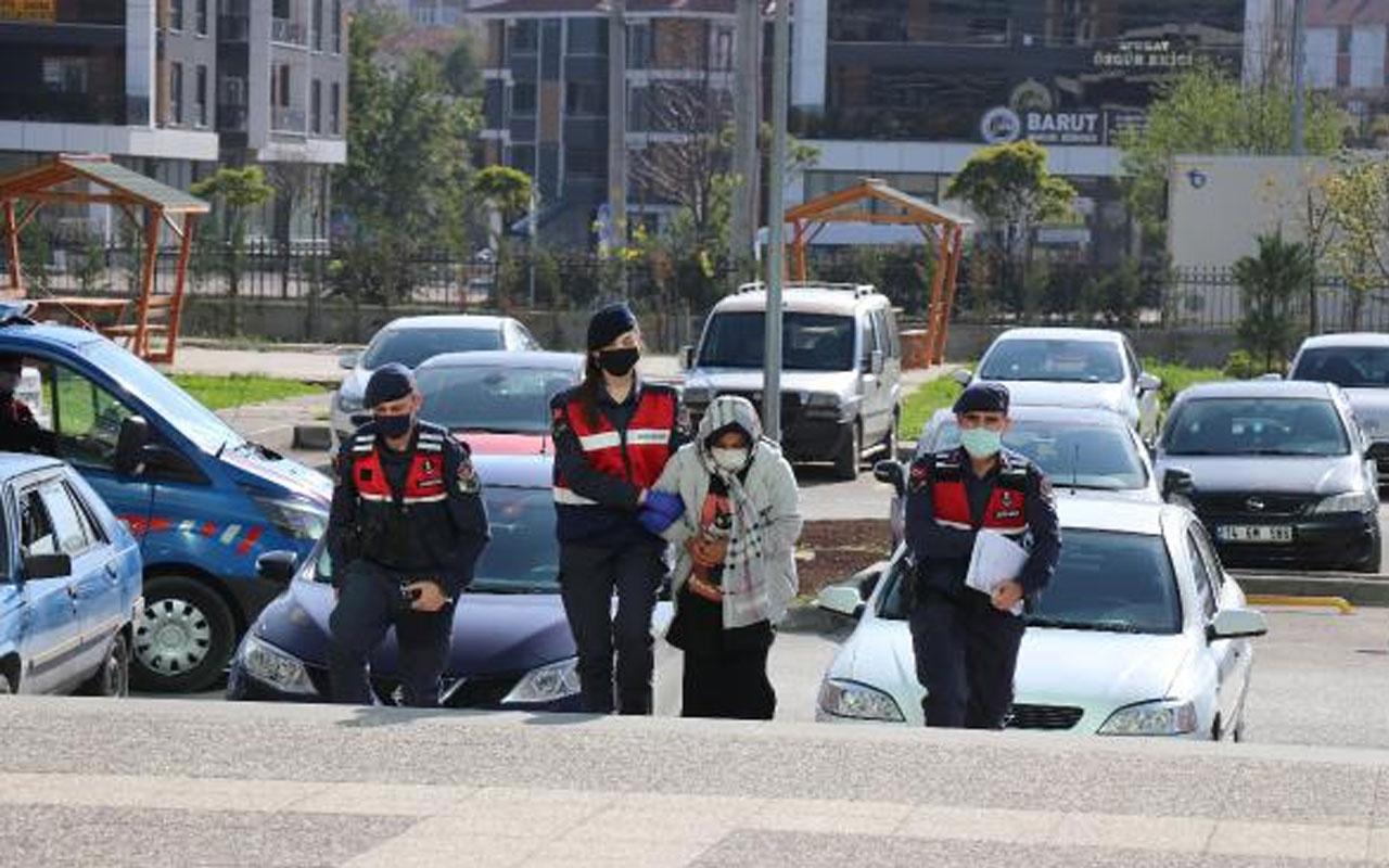 Bolu'da yenidoğan bebeğini çöpe atmıştı! Cani anne adli kontrolle serbest bırakıldı