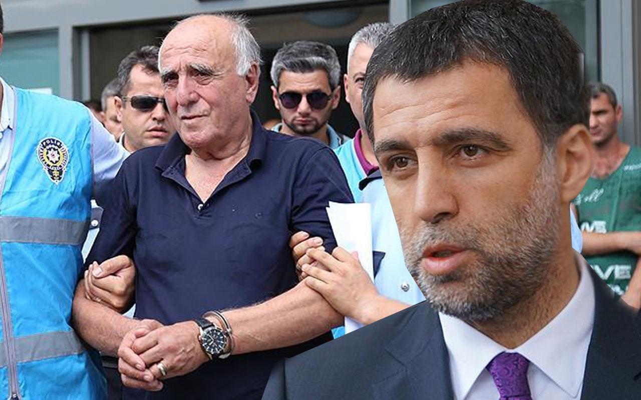 Hakan Şükür'ün babası Selmet Şükür'e 15 yıla kadar hapis istemi