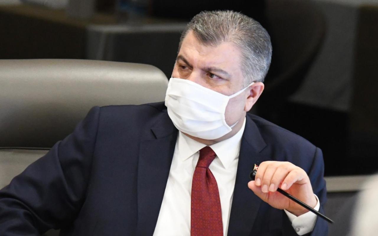 İstanbul'da durum vahim! Fahrettin Koca açıkladı koronavirüs vakaları Ankara'nın 5 katı