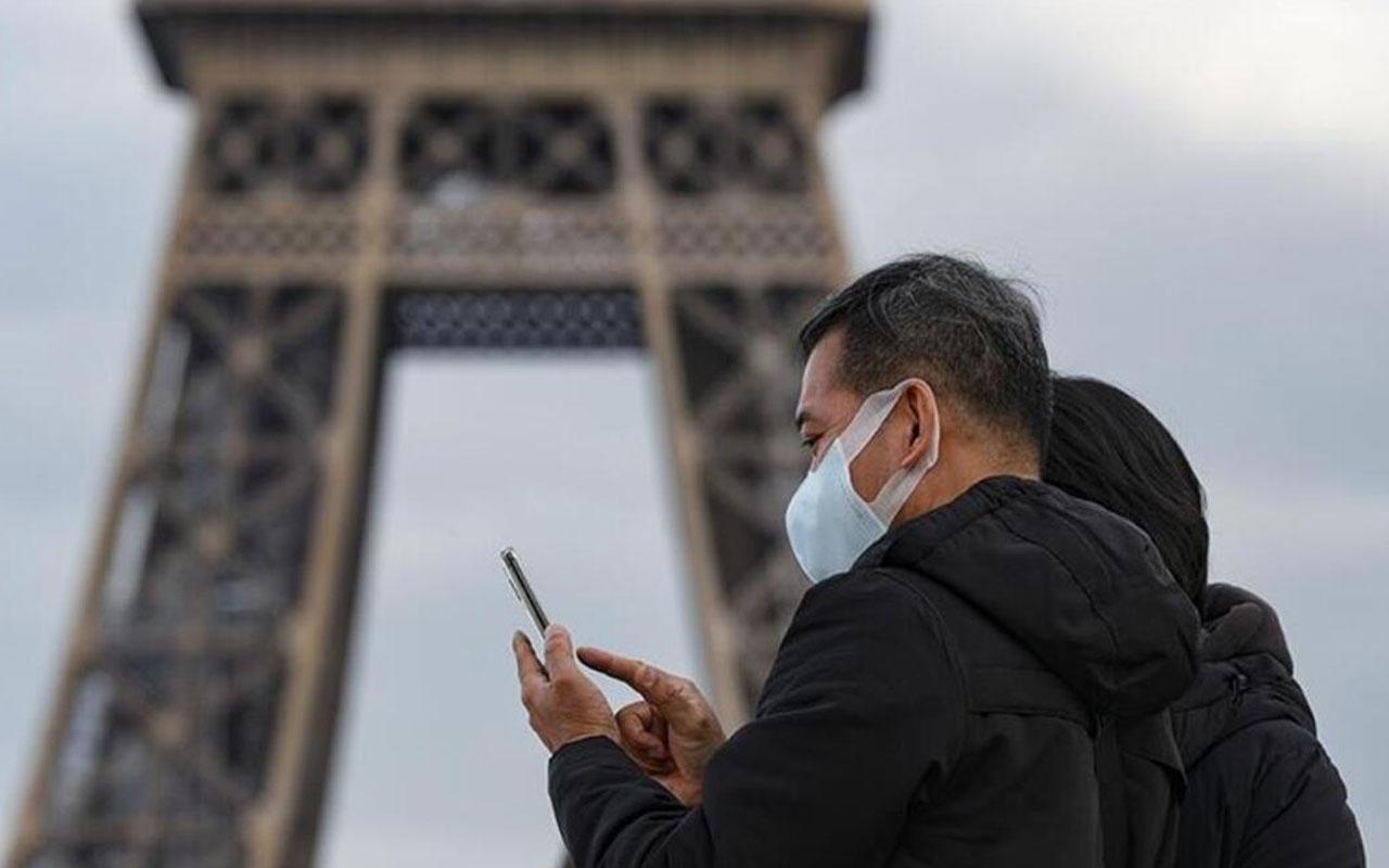 Fransa koronavirüs kabusu yaşıyor! 54 bölgeye yasak var