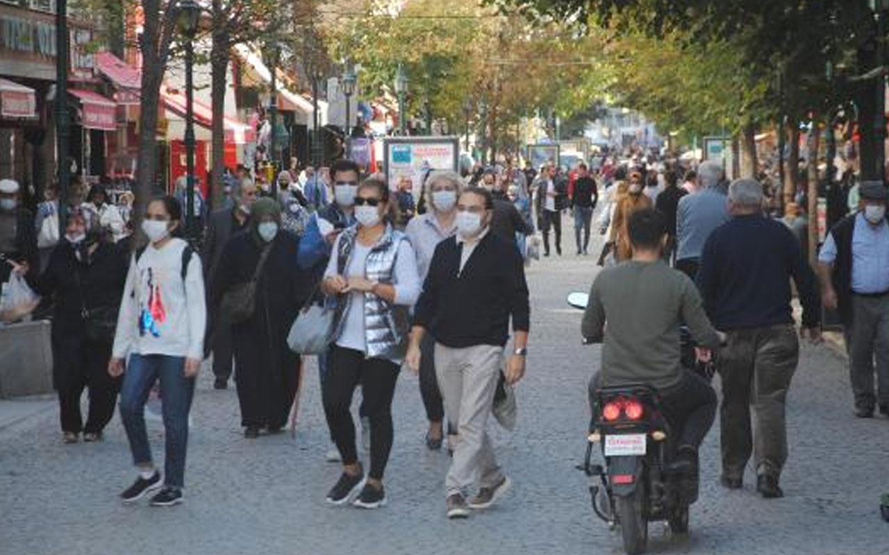Tedbirleri umursayan yok! Gaziantep'te Kovid-19 tedbirlerine uymayan 1008 kişiye ceza