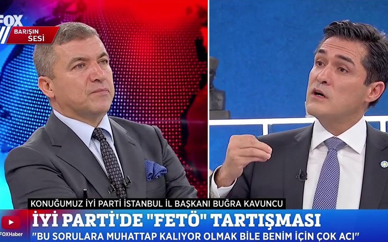 """İYİ Parti İstanbul İl Başkanı Buğra Kavuncu'dan """"FETÖ'cü"""" açıklaması: Biat dönemi bitti"""
