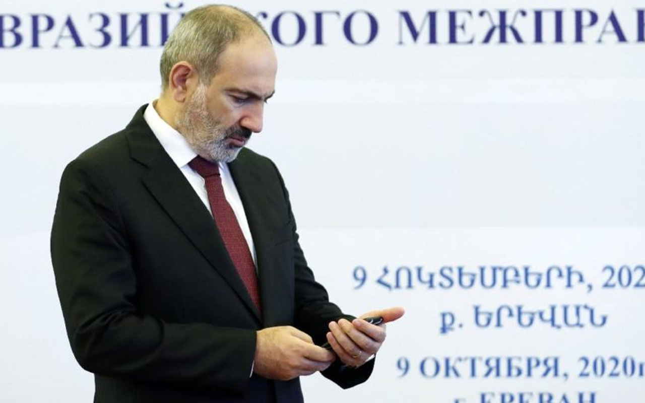 Ermenistan zorda! Başbakan Paşinyan Facebook'tan mesaj attı, halkı cepheye çağırdı