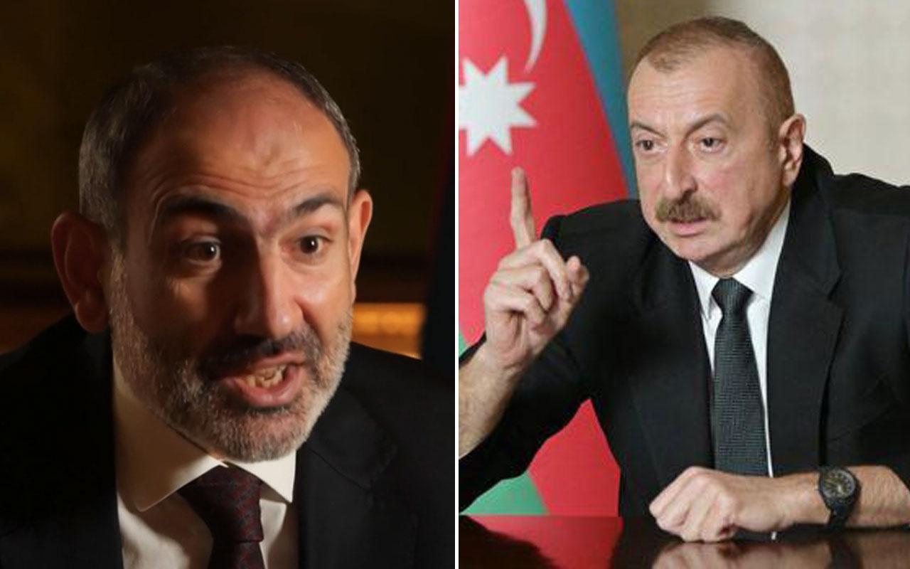 Azerbaycan Cumhurbaşkanı İlham Aliyev'den sürpriz Paşinyan açıklaması
