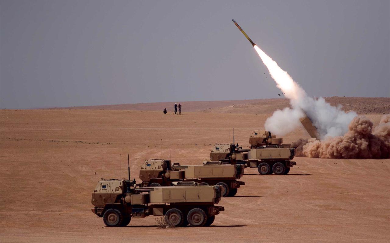 ABD'den Tayvan'a 1,8 milyar dolarlık füze mühimmatı ve roket sistemi satışına onay
