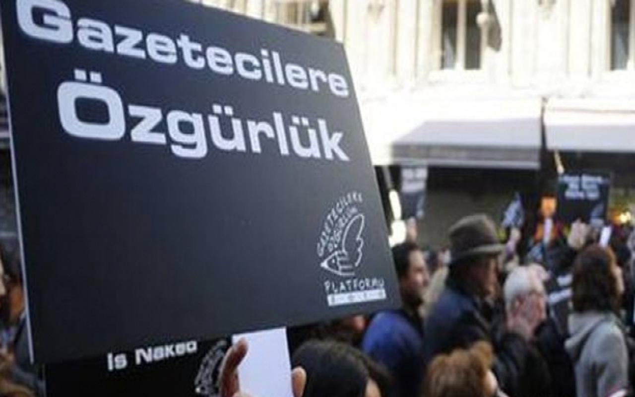 TGS TBMM'de! Gazeteciler 43 yıllık hakları için Meclis mesaisinde