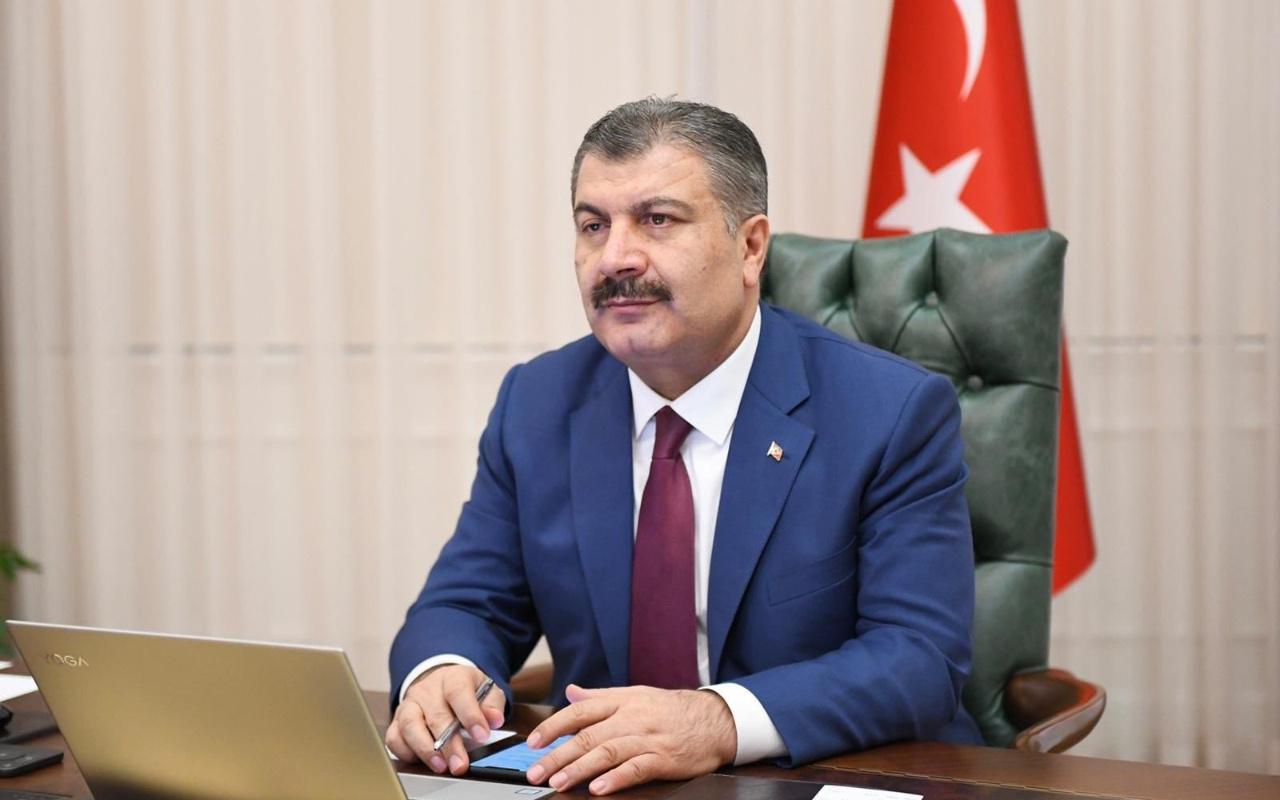 Sağlık Bakanı Koca'dan koronavirüs salgını için flaş açıklamalar