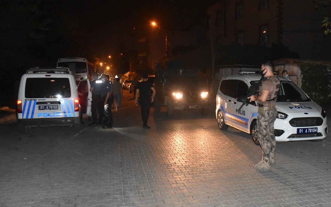 Adana'da sokağa ses bombası atıldı! Büyük panik yaratan kişi yakalandı