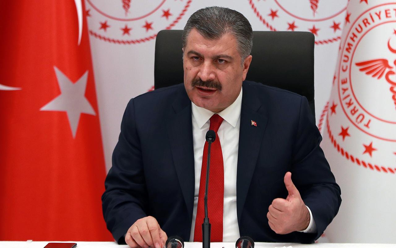 Fahrettin Koca'dan İzmirlilere uyarı: Yeni kayıpların önüne geçelim