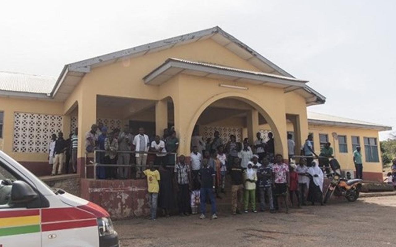 Gana'da kilise çöktü! Çok sayıda ölü ve yaralı var