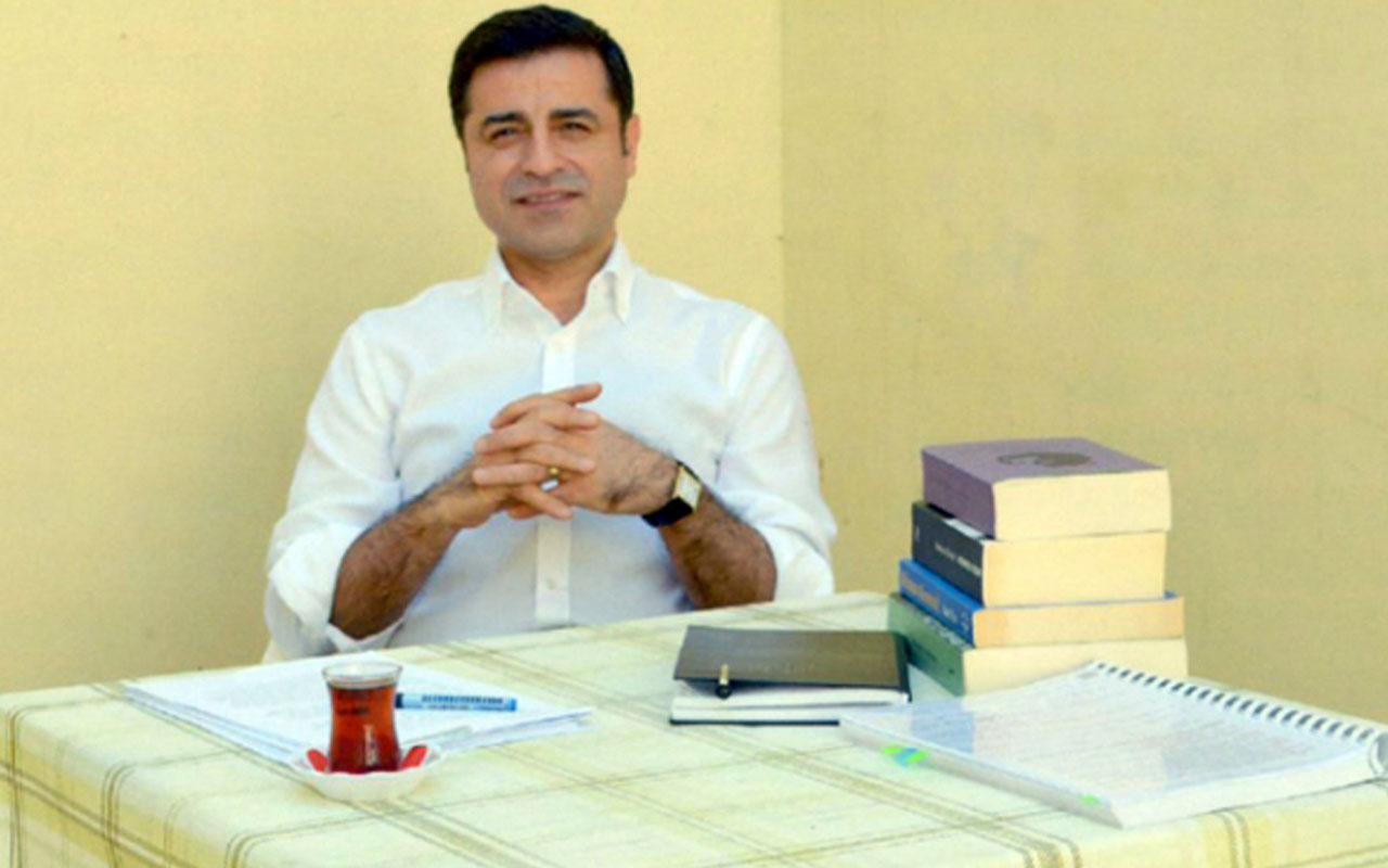 Selahattin Demirtaş'tan yeni açıklamalar HDP'siz Kürtsüz demokrasi inşa edilemez