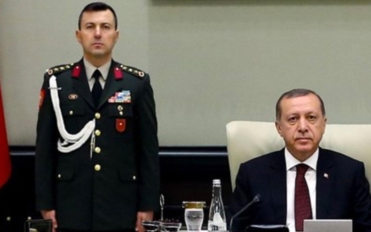 FETÖ'cü hain yaver Ali Yazıcı Erdoğan'ın danışmanını tehdit etmiş