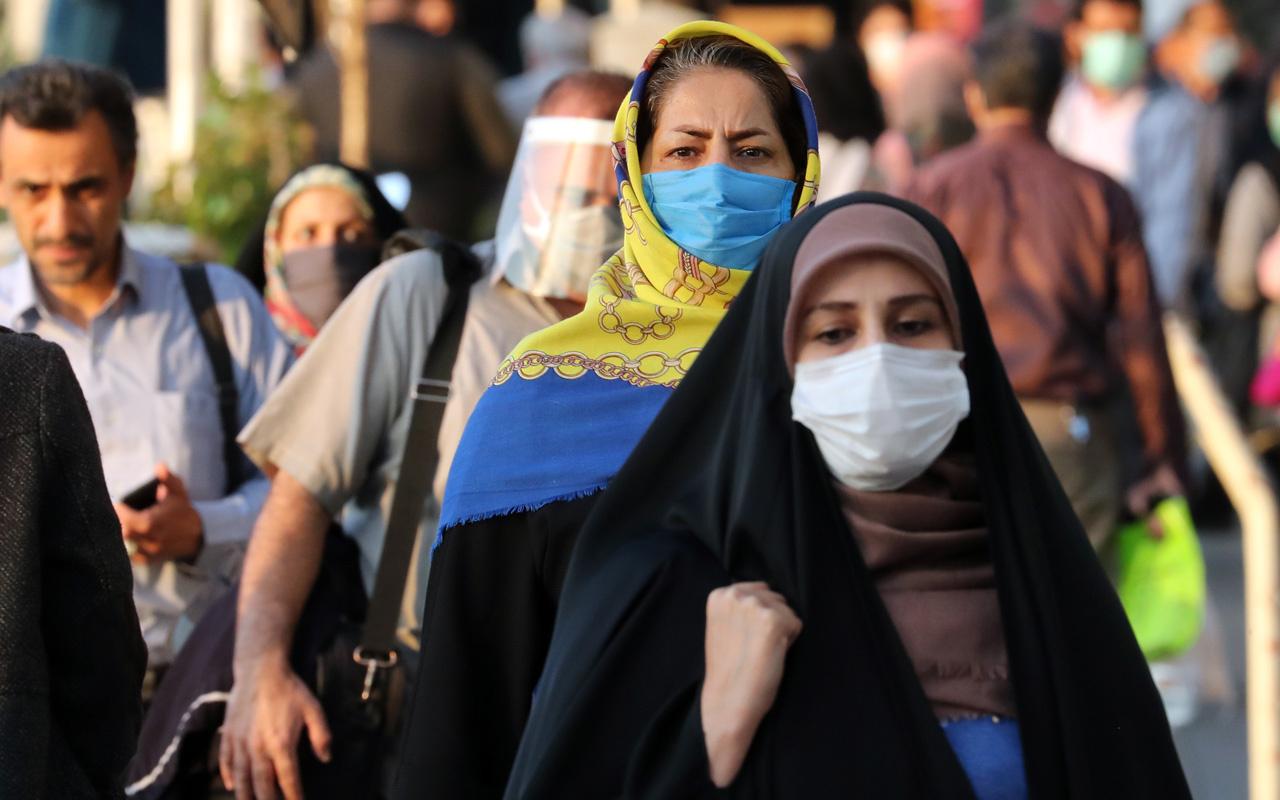 İran'da salgının başından bu yana rekor koronavirüs vaka sayısı!
