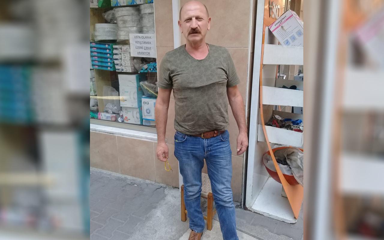 Zonguldak'ta babasını kanlar içinde bıraktı komşulara böyle seslendi