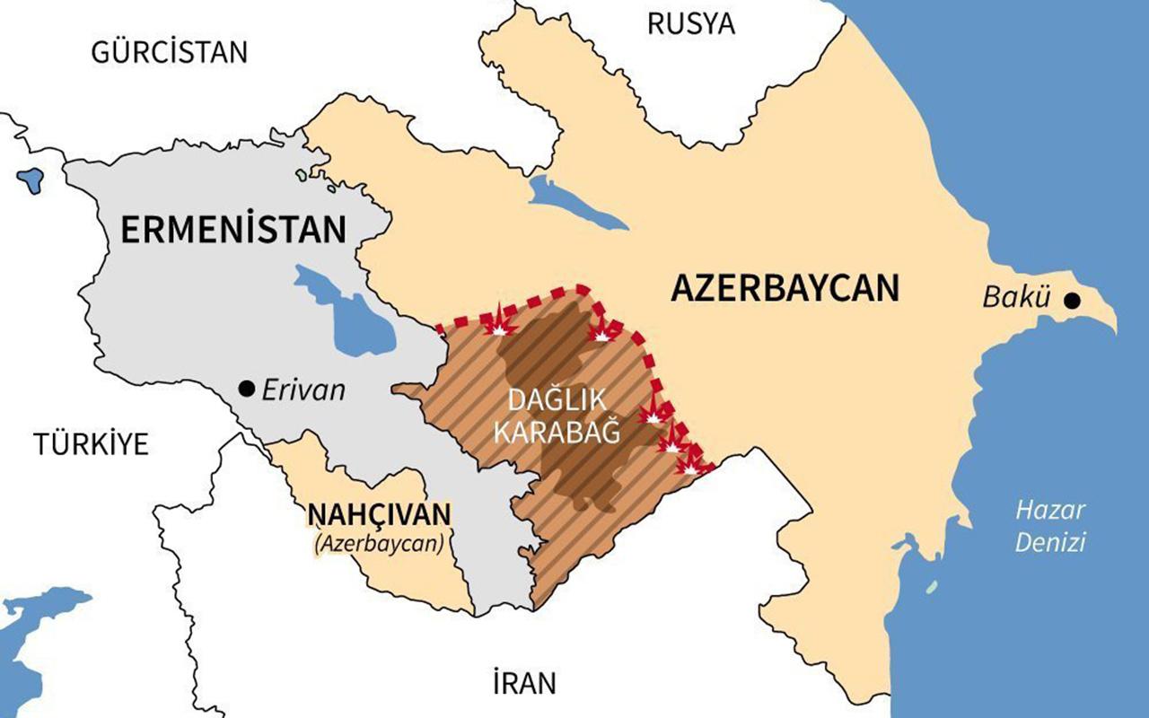 Ermenistan'a büyük darbe! Azerbaycan ordusu işgali adım adım sona erdiyor