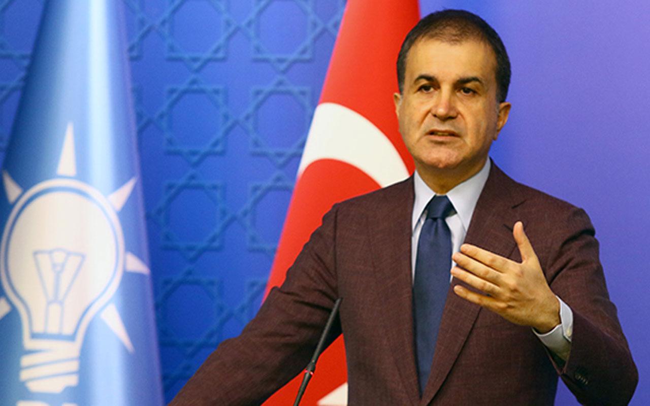 AK Parti Sözcüsü Ömer Çelik'ten CHP'ye Berat Albayrak tepkisi