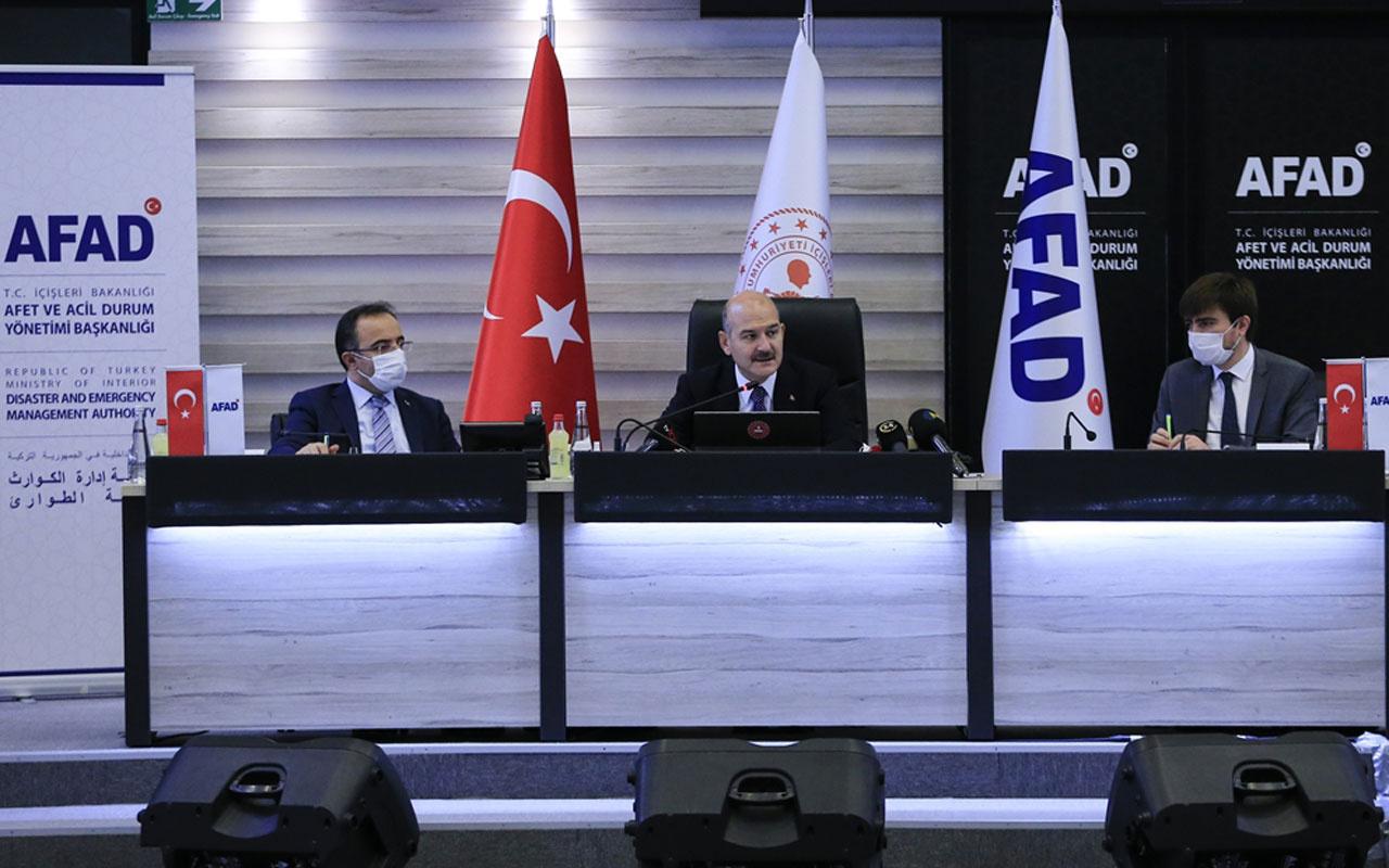 İçişleri Bakanı Süleyman Soylu'dan olası İstanbul depremiyle ilgili önemli açıklamalar