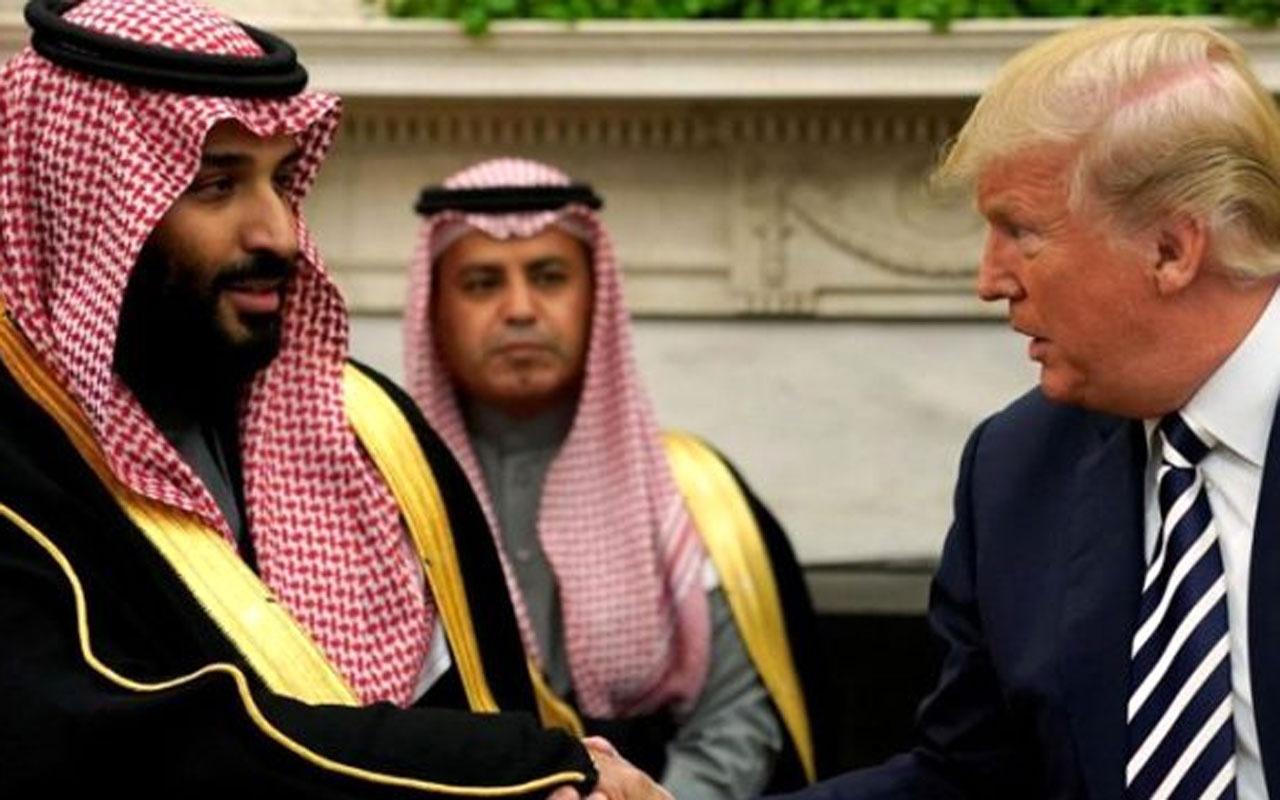 Suudilerin Çin hamlesi Trump'ı kızdıracak! Anlaşma imzaladılar
