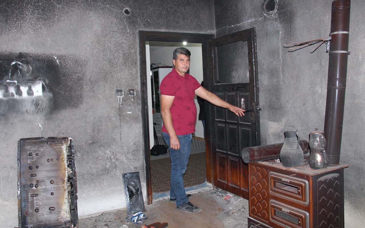 Burdur'da 8 yıldır evdeki bir odayı kilitli tutuyorlar baktıkça aynı kabusu yaşıyorlar