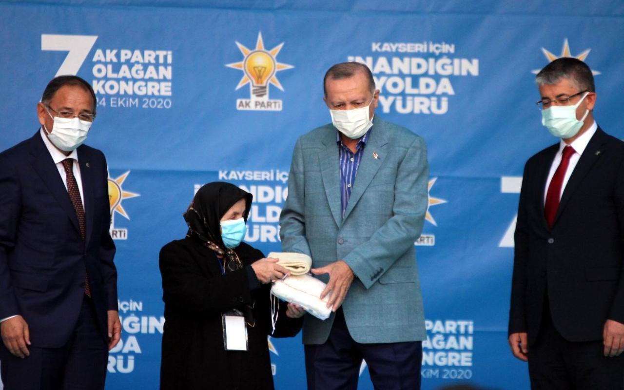 Safiye Teyze'den Erdoğan'a: Damadına benim için bir sarıl