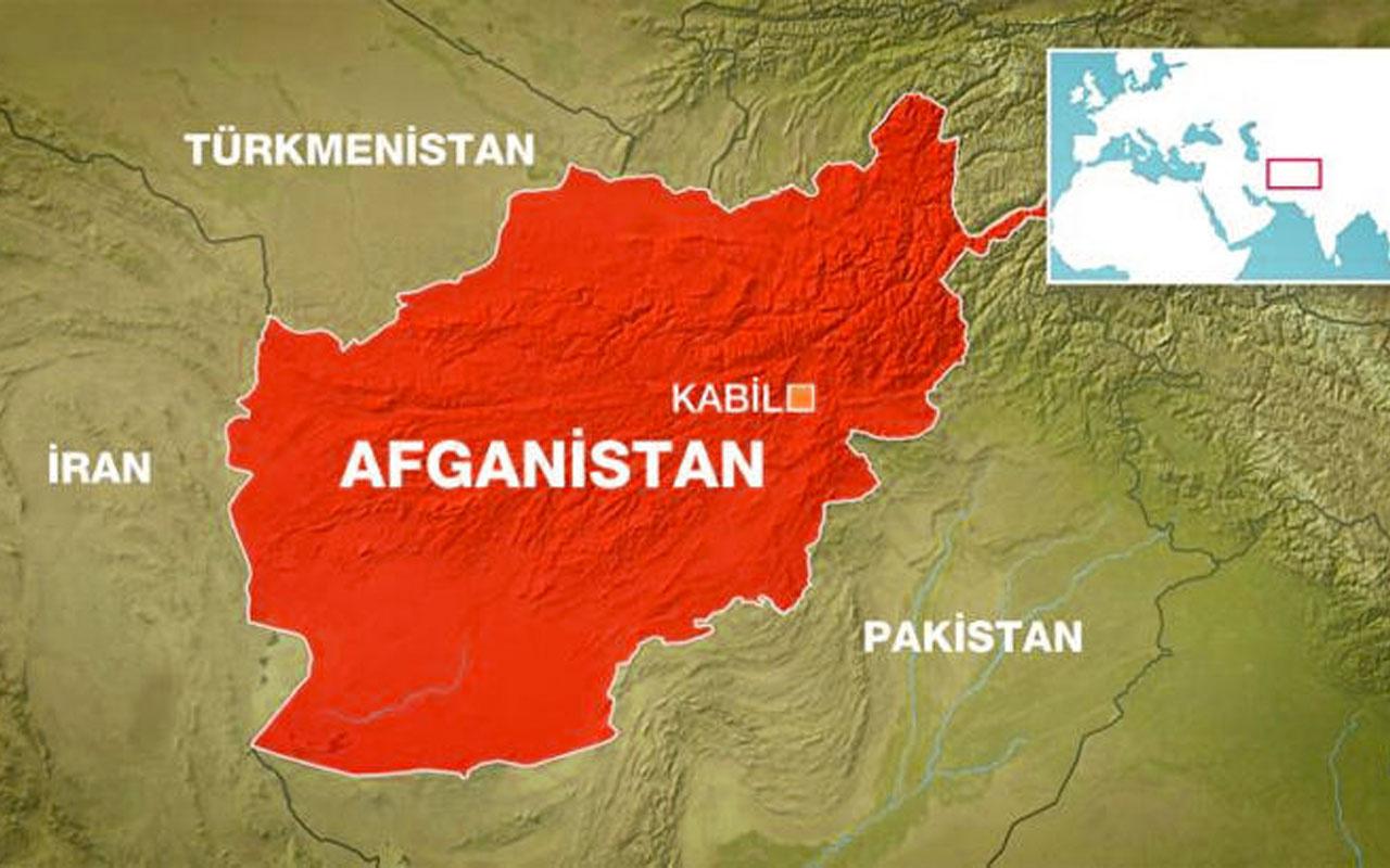 Afganistan'da bombalı saldırı  en az 13 ölü var
