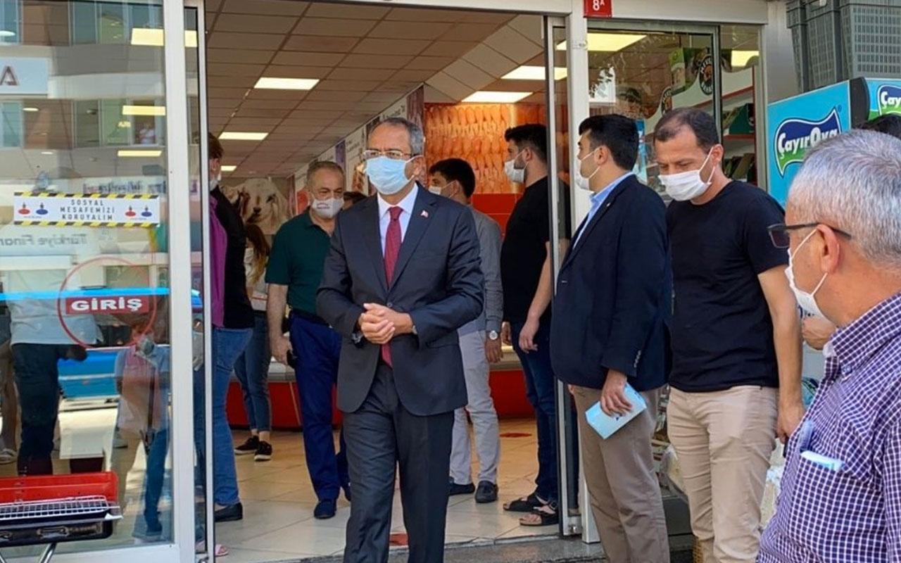 Sultanbeyli'de vatandaşlara anonsla koronavirüs uyarısı
