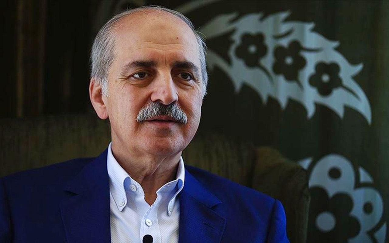 Numan Kurtulmuş'tan ABD Büyükelçiliğinin kararına tepki