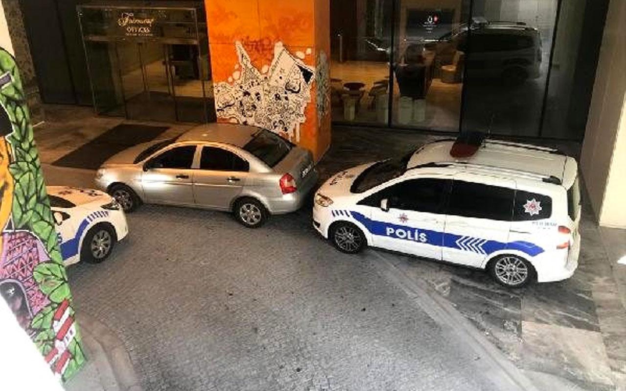Son dakika Şişli'de lüks rezidansta silahlı saldırı! En az 3 kişi vuruldu