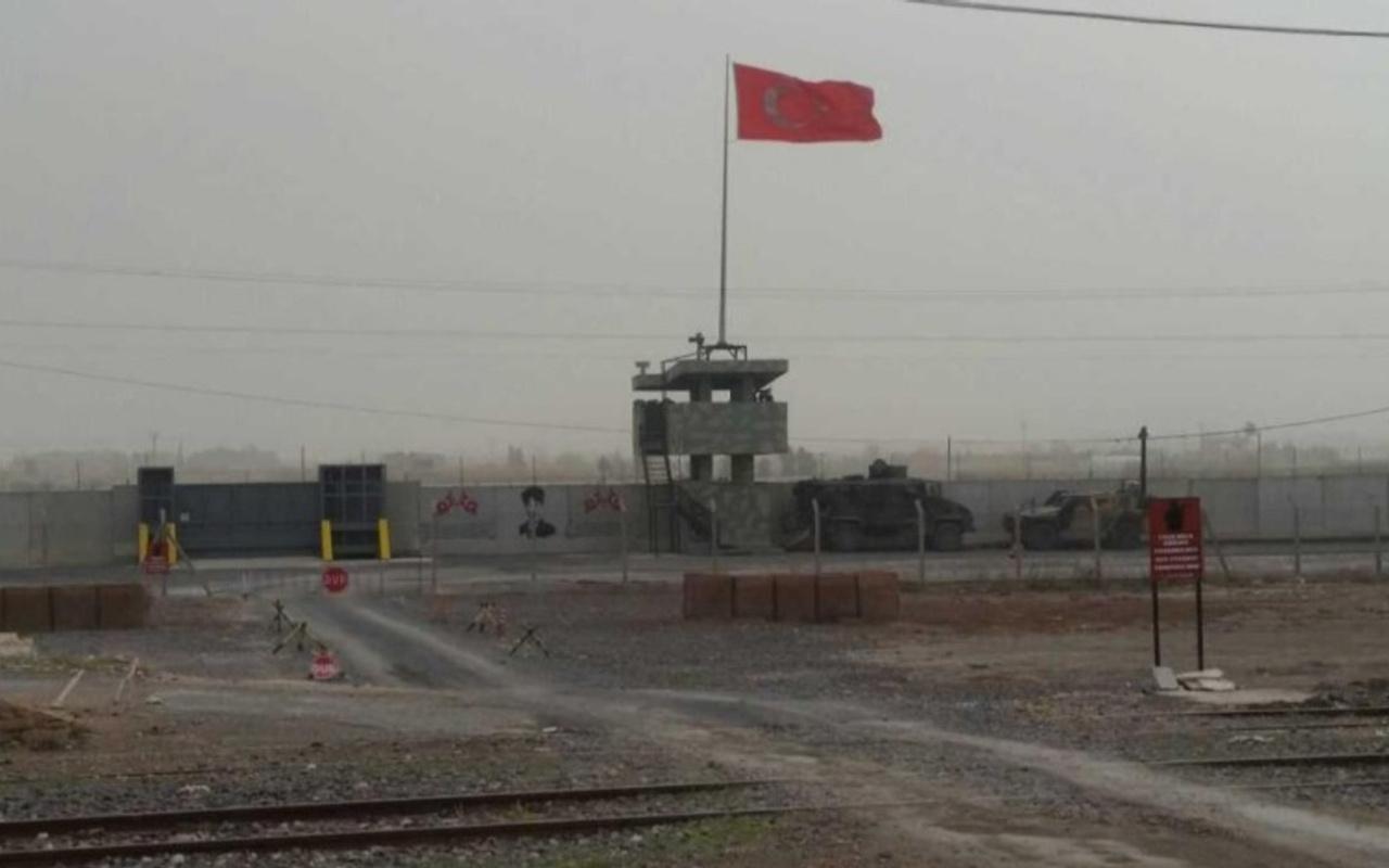 Sınır hattının Türkiye tarafına Suriye Ticaret Merkezi kuruluyor! Çalışmalar başladı