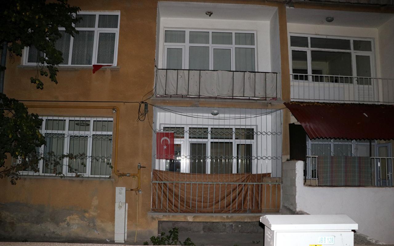 Kayseri'de kocası tarafından bıçaklanan kadın balkondan atlayarak kurtuldu