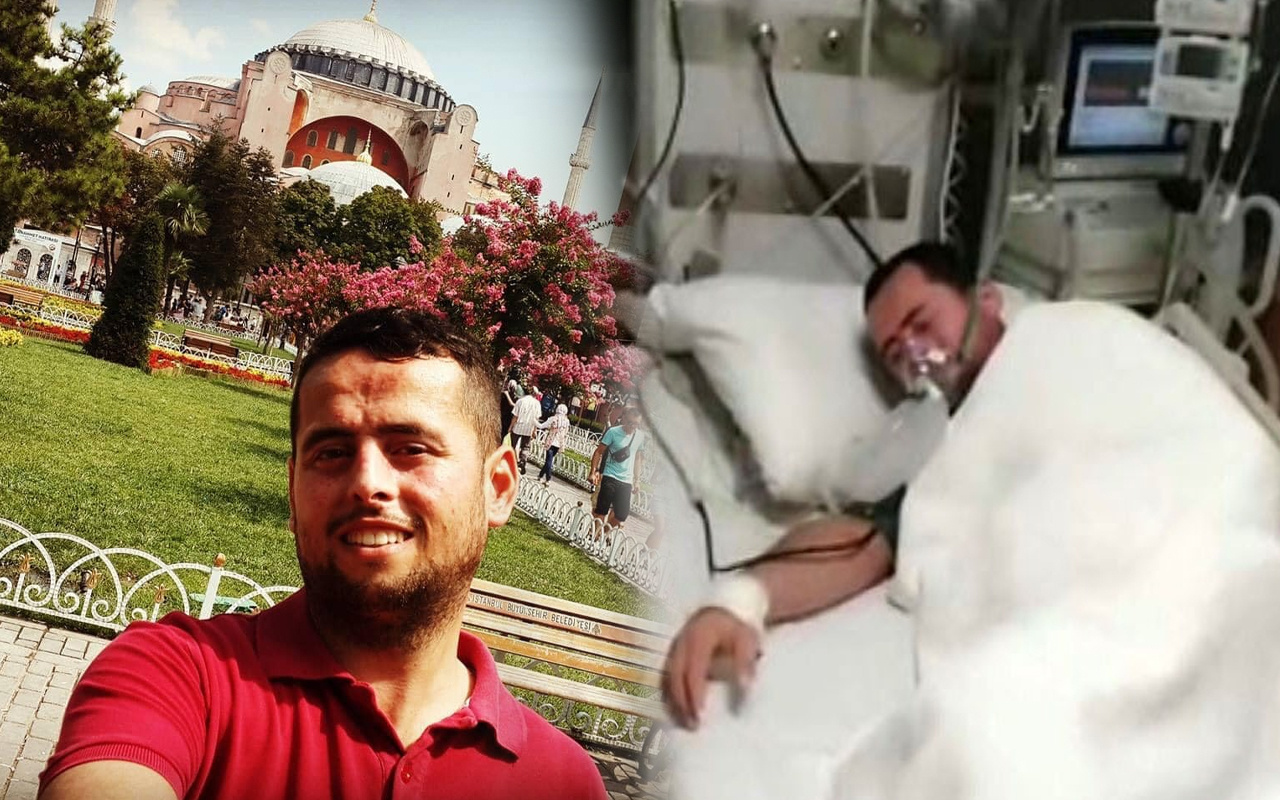 Bursa'da 1 çocuk babası koronadan öldü! Son sözleri yürek dağladı