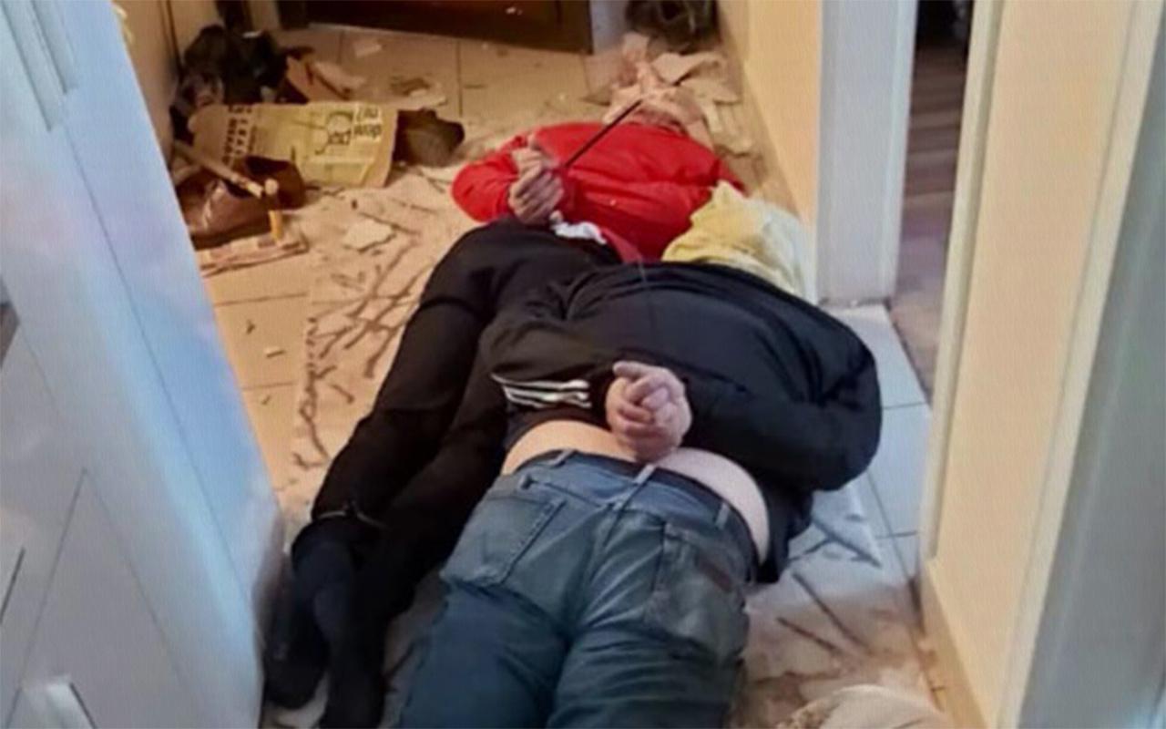 Ankara'da İkizler suç örgütüne operasyon