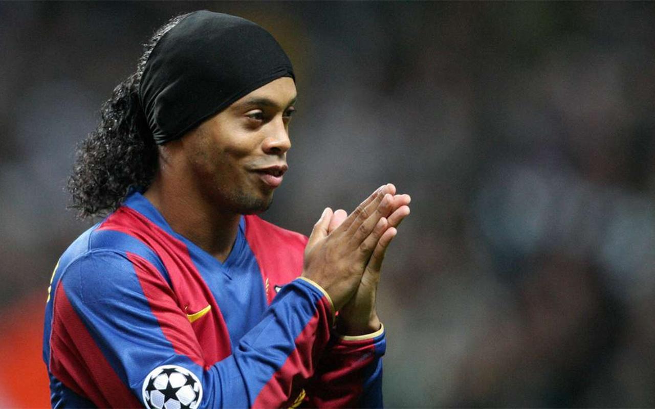 Brezilyalı efsane Ronaldinho'dan kötü haber