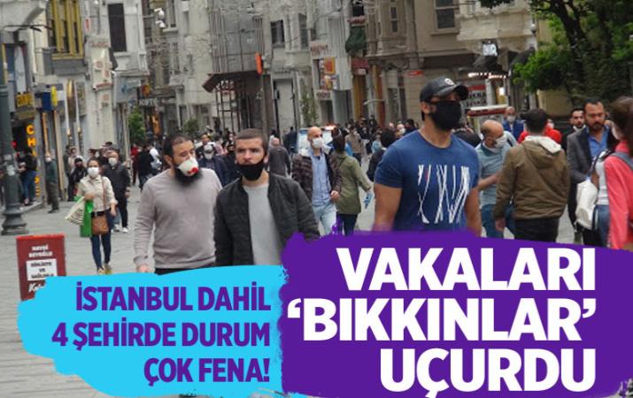 Kasım ayına işaret edildi! İstanbul, Kocaeli, Sakarya, Tekirdağ'da risk yüksek