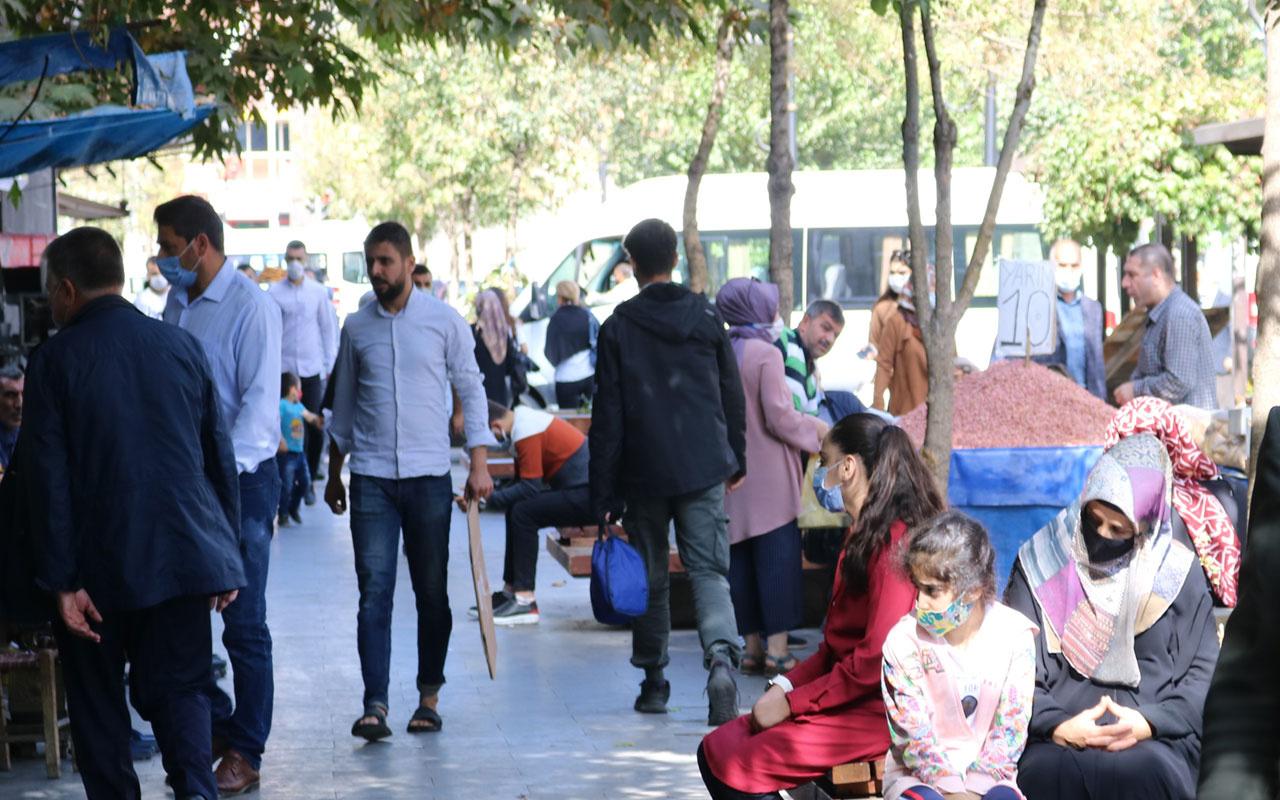Diyarbakır'da vakalar arttı! Yoğun bakım poliklinikleri yeniden açıldı