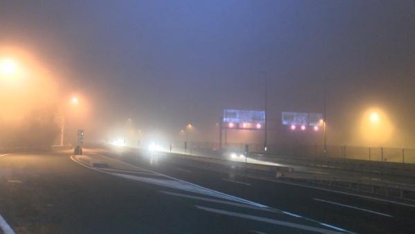 İstanbul'da göz gözü görmüyor! Meteoroloji yoğun sis ve pus için uyarmıştı