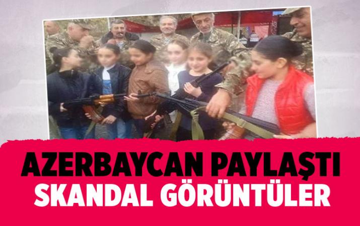 Bir savaş suçu daha! Ermenistan çocuk asker kullanıyor