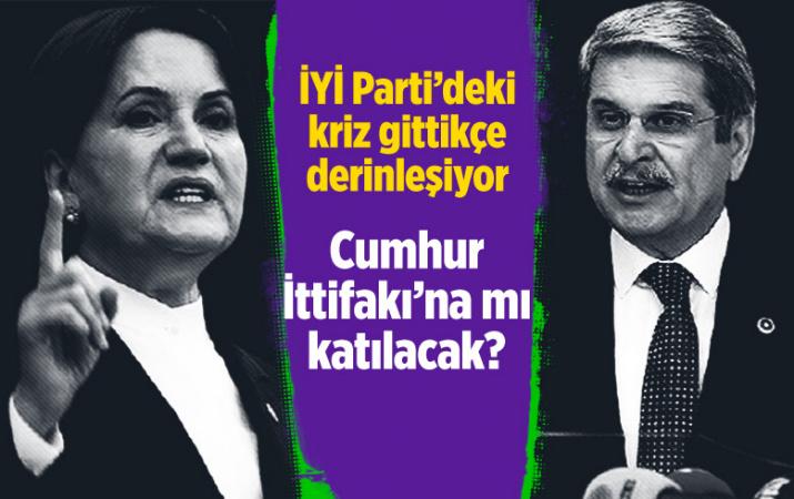 Aytun Çıray'dan kritik değerlendirmeler: İYİ Parti açıktan Cumhur İttifakı'na katılamaz