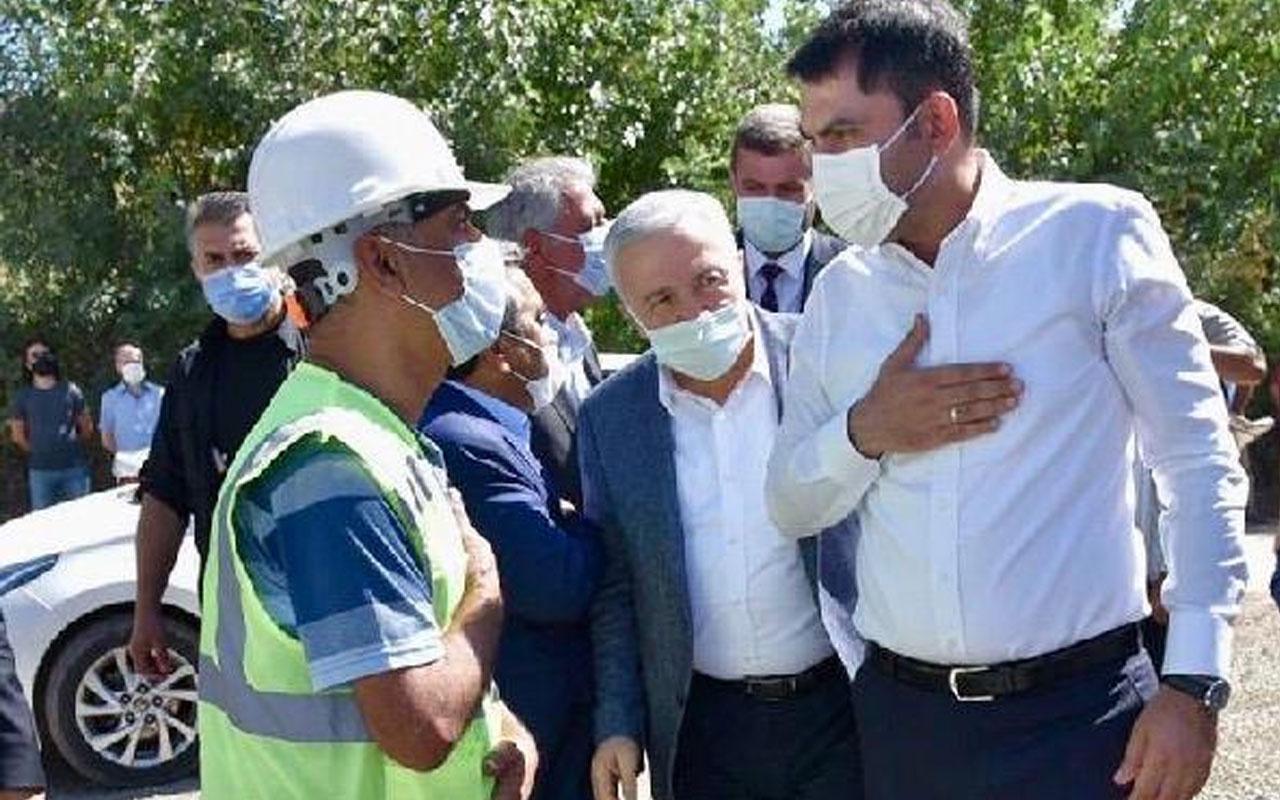 Murat Kurum: Elazığ'da yıl sonuna kadar 8 bin konutu teslim edeceğiz