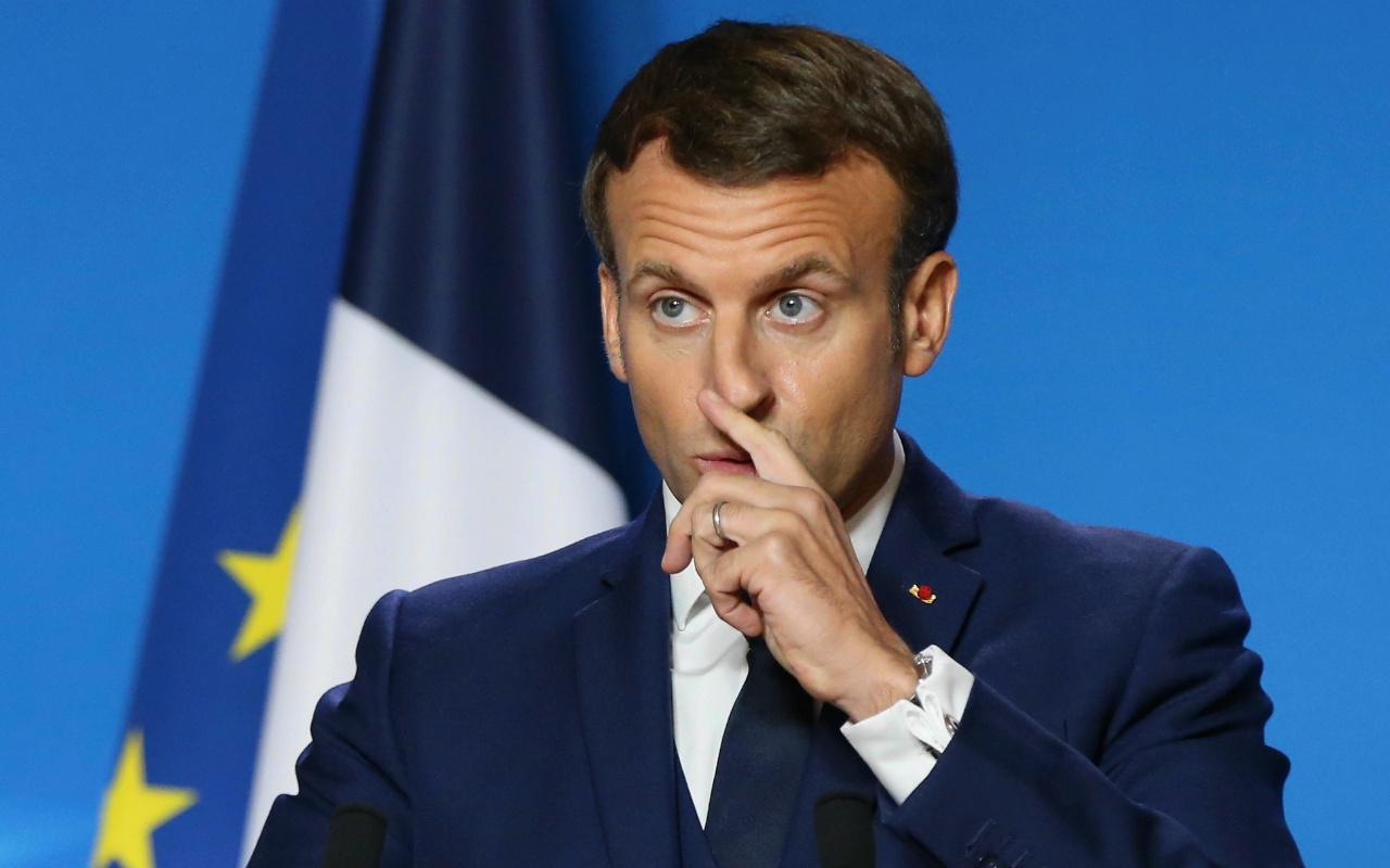 Fransa Cumhurbaşkanı Macron'dan Ermenistan provokasyonlarına destek