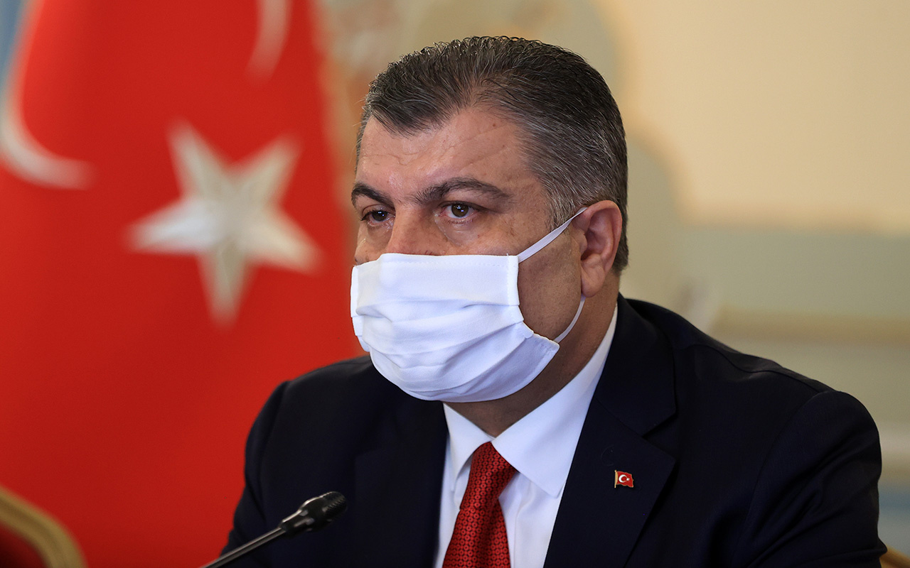 Sağlık Bakanı Fahrettin Koca depremdeki son durumu açıkladı