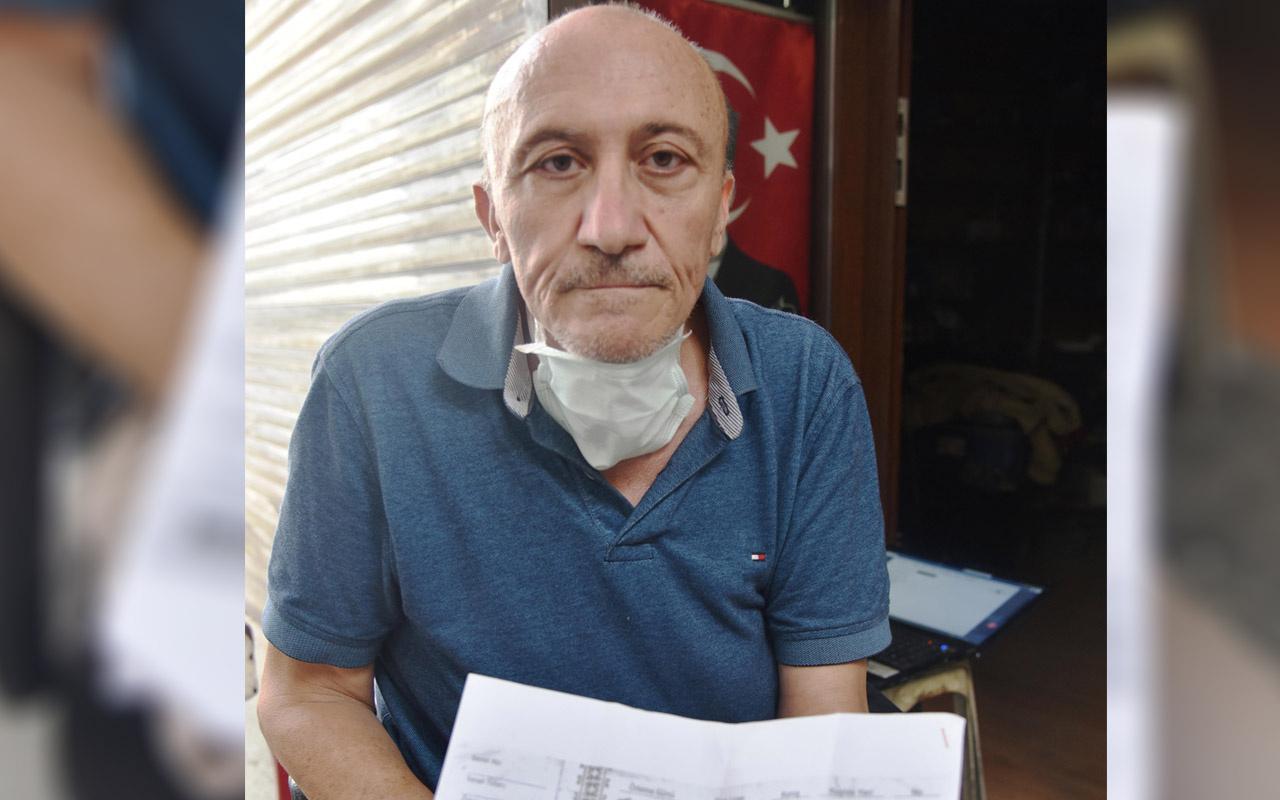 Antalya'da emekli yarbay araç kiralamak istedi tüm mal varlığını kaybetti