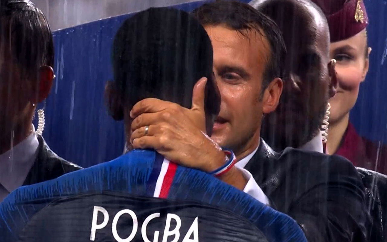 Paul Pogba'dan Fransa Milli Takımı'nı bıraktı iddiasına açıklama